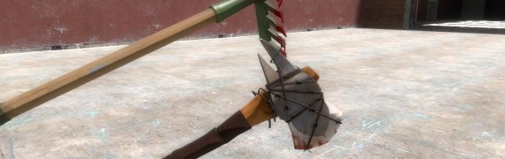 TF2 Backscratcher Rake