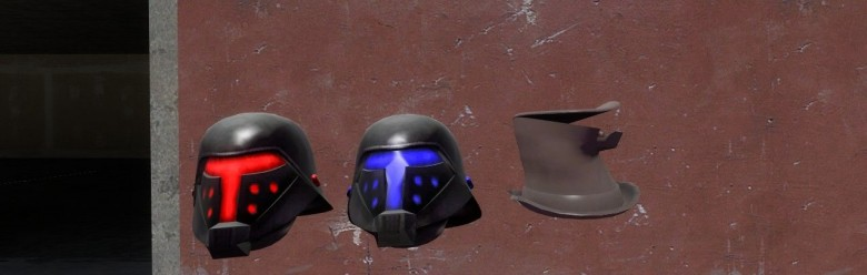TF2 Brotherhood of NOD Helmet  For Garry's Mod Image 1