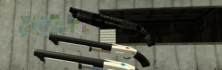 tf2_portal_shotgun_skin.zip For Garry's Mod Image 1