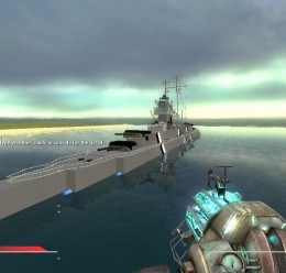 Battleship Bismarck.zip For Garry's Mod Image 1
