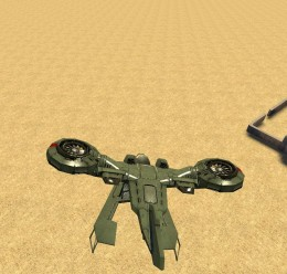 Halo 3 Hornet Prop For Garry's Mod Image 1