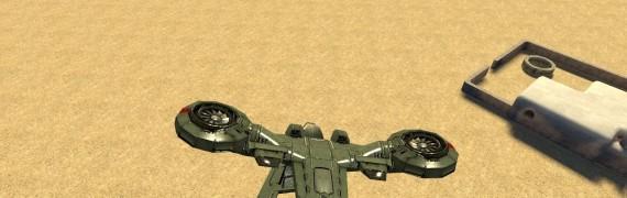 Halo 3 Hornet Prop