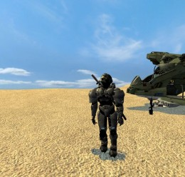 Halo 3 Hornet Prop For Garry's Mod Image 2