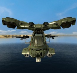 Halo 3 Hornet Prop For Garry's Mod Image 3