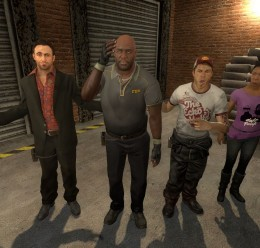 L4D2 survivors.zip For Garry's Mod Image 1