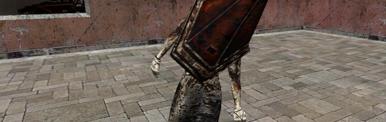roboheads_pyramid_head.zip For Garry's Mod Image 1