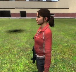 zoey_npc.zip For Garry's Mod Image 2