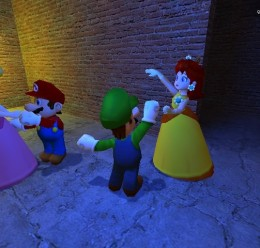 princess_daisy.zip For Garry's Mod Image 2