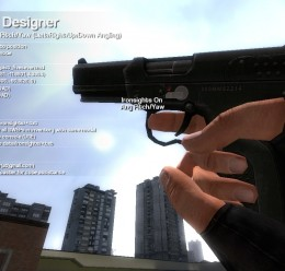 Ironsights Designer v1 For Garry's Mod Image 2