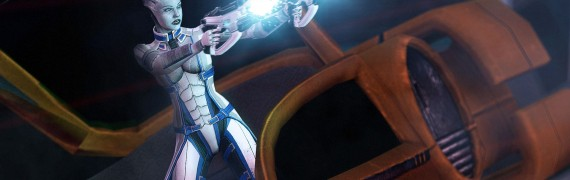 Mass Effect - Liara T'soni