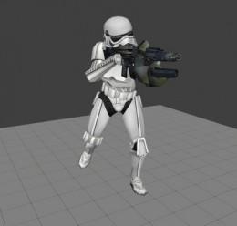 Storm Trooper Npc For Garry's Mod Image 1