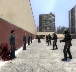 metropolice_npcs.zip For Garry's Mod Image 2