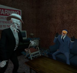 Ghost True Capitalist Radio For Garry's Mod Image 1
