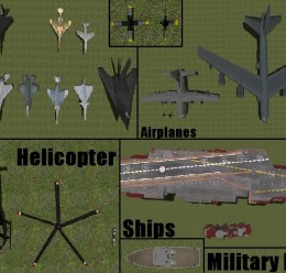 military_mod_2.zip For Garry's Mod Image 2