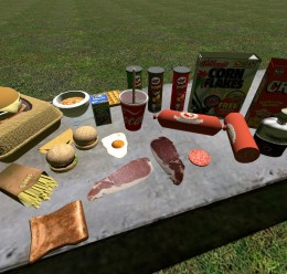 food_mod_for_gmod9.zip For Garry's Mod Image 1