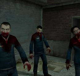 c17_zombie_citizens.zip For Garry's Mod Image 1
