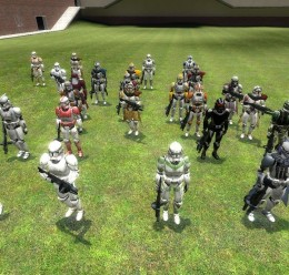 Clone Trooper NPC Pack For Garry's Mod Image 1