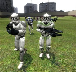 Clone Trooper NPC Pack For Garry's Mod Image 3