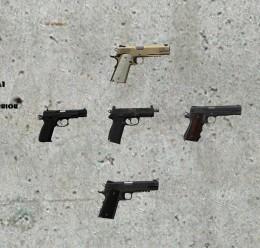 Modern Pistol Pack For Garry's Mod Image 2