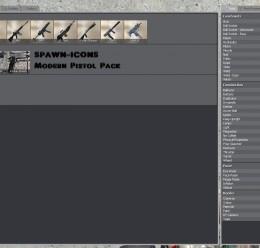 Modern Pistol Pack For Garry's Mod Image 3