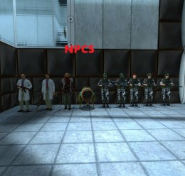 Black Mesa Source NPCs pack For Garry's Mod Image 2