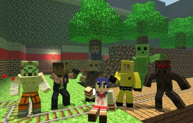 Minecraft Hexed Skins V.2 For Garry's Mod Image 2