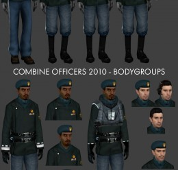 Combine Officers 2010 For Garry's Mod Image 2