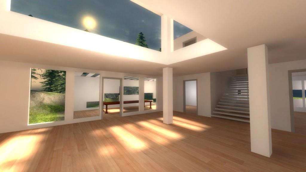 Modern house gmod