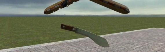 TF2 Bushwhacker Boomerang