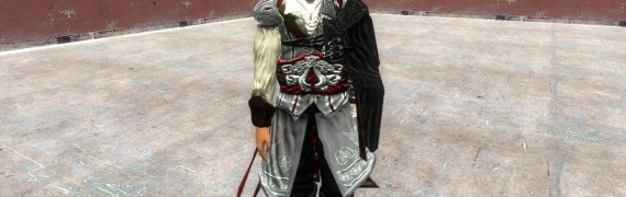 Ezio Auditore Playermodel and
