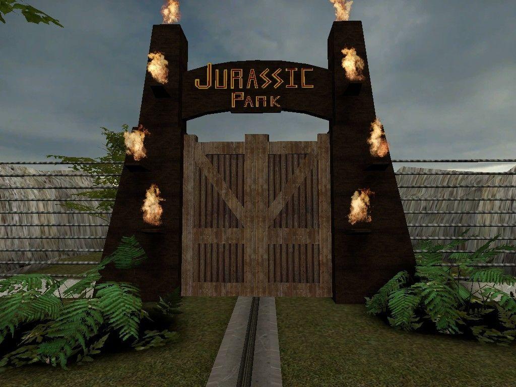 jurassicparkzip – Gmod Jurassic World Map