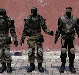 FEAR Ragdoll Pack For Garry's Mod Image 2