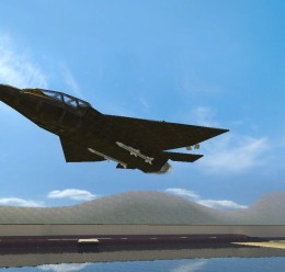f22_raptor.zip For Garry's Mod Image 1