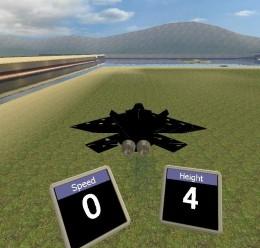 f22_raptor.zip For Garry's Mod Image 2