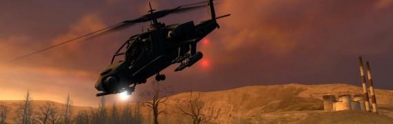 Apache In HL2 v. 3
