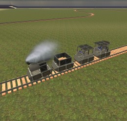mini_trains.zip For Garry's Mod Image 2