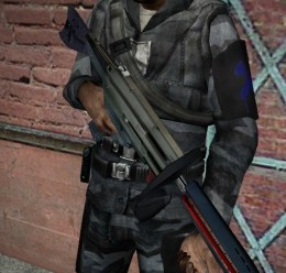 Citizen Resistance Reskin For Garry's Mod Image 2