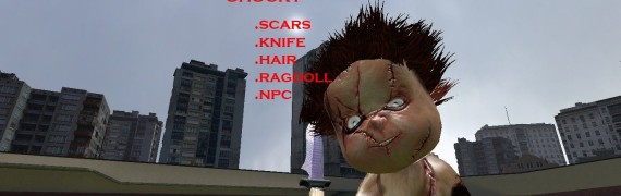 Chucky Npc