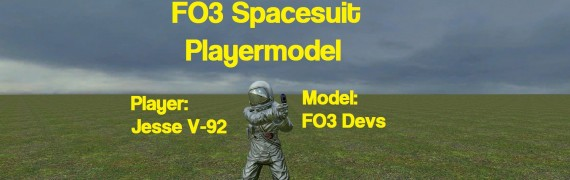 FO3 Spacesuit Player