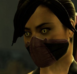 Mileena Reskin For Garry's Mod Image 2