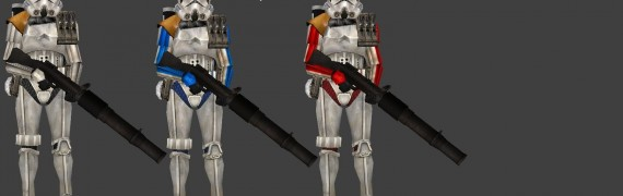 Stormtrooper Ragdolls