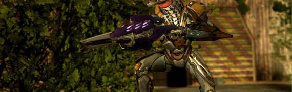 Halo Reach Skirmisher