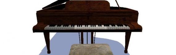 A Piano Model