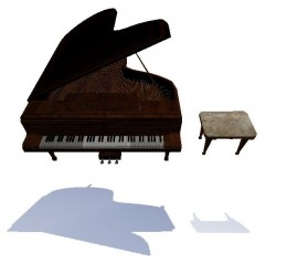 A Piano Model For Garry's Mod Image 3