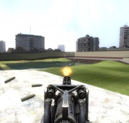 easy 2 use mingun turret For Garry's Mod Image 1