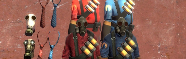TF2 Killing Floor Styled Pyro  For Garry's Mod Image 1