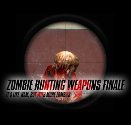 Zombie Hunting Weapons Finale preview 1