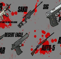 Zombie Hunting Weapons Finale For Garry's Mod Image 3