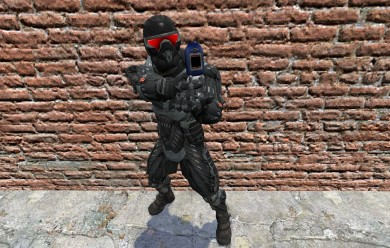 Crysis Nanosuit Player Model For Garry's Mod Image 1