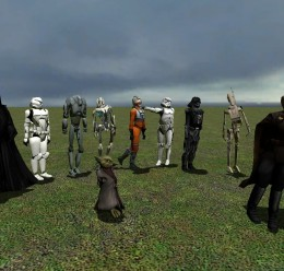 star_wars_pack.zip For Garry's Mod Image 2